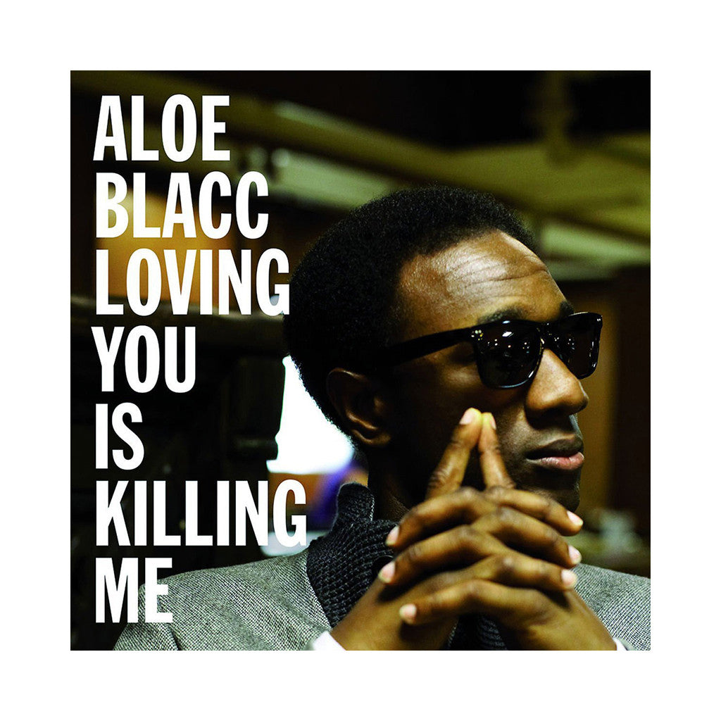 "<!--020120626044895-->Aloe Blacc - 'Loving You Is Killing Me (Mano Le Tough Remix)' [(Black) 12"""" Vinyl Single]"