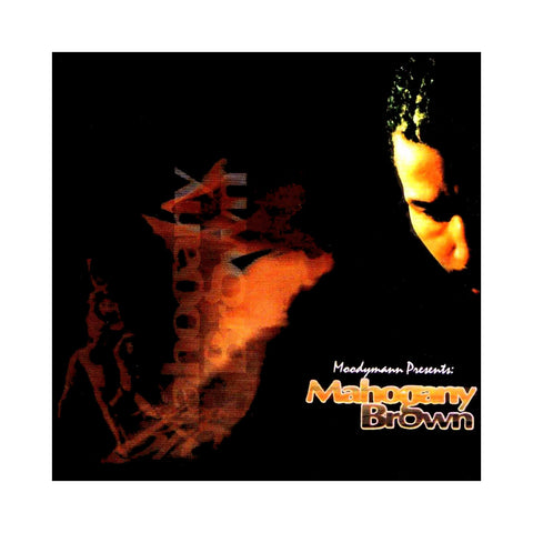Moodymann - 'Mahogany Brown' [(Black) Vinyl [2LP]]