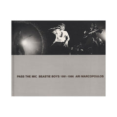<!--020011204018975-->Ari Marcopoulos - 'Pass The Mic: Beastie Boys 1991-1996' [Book]