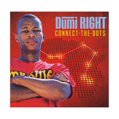 <!--020120710045877-->Dumi Right - 'Connect The Dots' [CD]