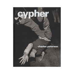 <!--020080930018948-->Charles Peterson - 'Cypher' [Book]