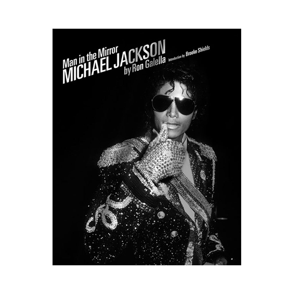 <!--020100105021588-->Ron Galella - 'Man In The Mirror: Michael Jackson' [Book]