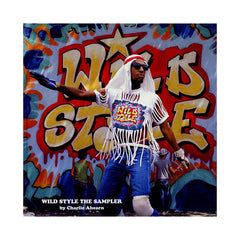 <!--020070904010241-->Charlie Ahearn - 'Wild Style The Sampler' [Book]