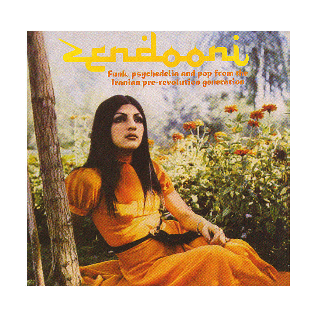 <!--020120807048046-->Various Artists - 'Zendooni: Funk, Psychedelia And Pop From The Iranian Pre-Revolution Generation' [CD]