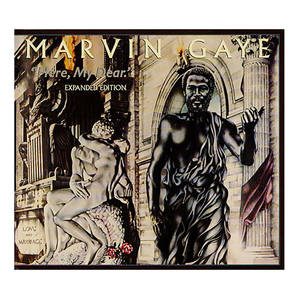 <!--120080115012704-->Marvin Gaye - 'Here, My Dear (Expanded Edition)' [CD [2CD]]