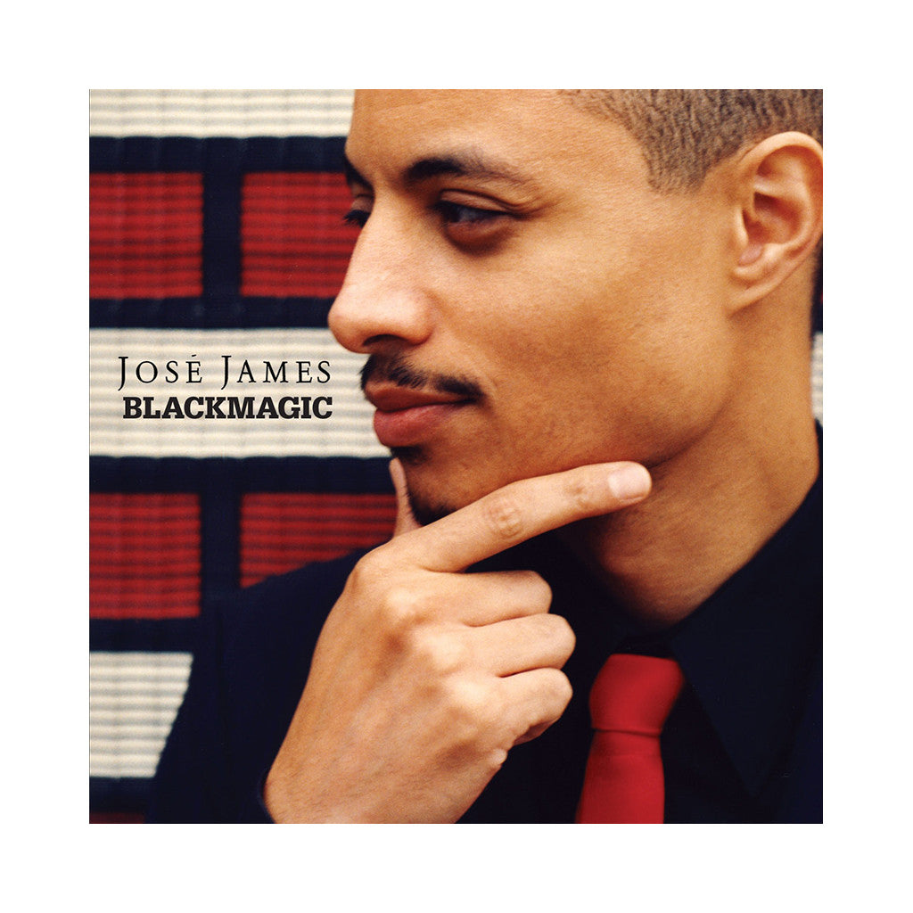 <!--020100302020616-->Jose James - 'Blackmagic' [CD]