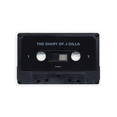 J Dilla - 'The Diary' [(Black) Cassette Tape]