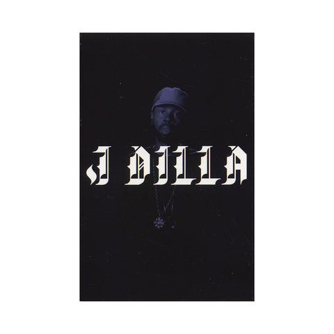 "[""J Dilla - 'The Diary' [(Black) Cassette Tape]""]"