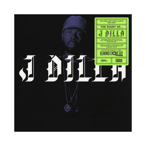 J Dilla - 'The Diary (RSD Edition)' [(Black) Vinyl LP]