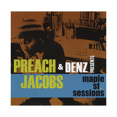 Preach Jacobs & Denz - 'Maple St. Sessions EP' [CD]