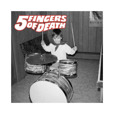 "Paul Nice - 'Five Fingers Of Death: 7 Inch Edition' [(Black) 7"" Vinyl Single]"