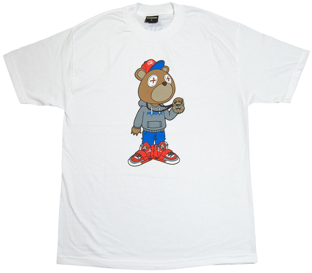 <!--2011110102-->PCKPR - 'Beareezy' [(White) T-Shirt]