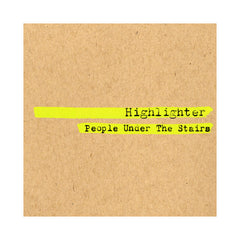 <!--020111025035267-->People Under The Stairs - 'Highlighter' [CD]