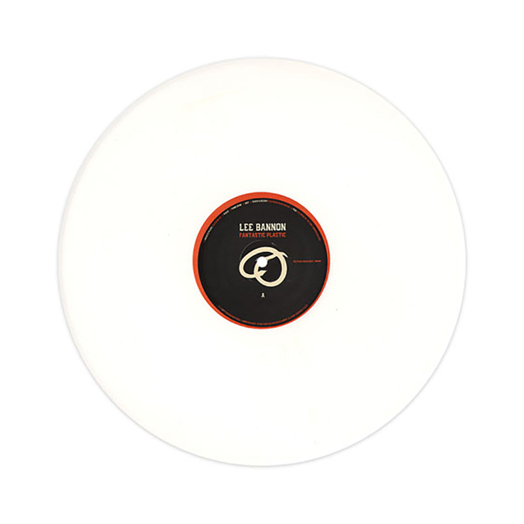 <!--2012031333-->Lee Bannon - 'Fantastic Plastic' [(White) Vinyl LP]
