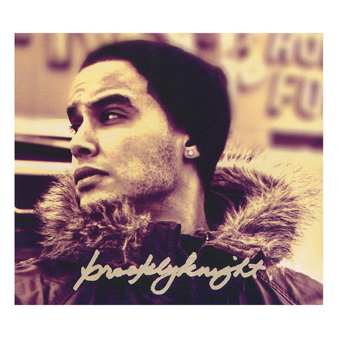 Sene - 'Brooklyknight' [CD]