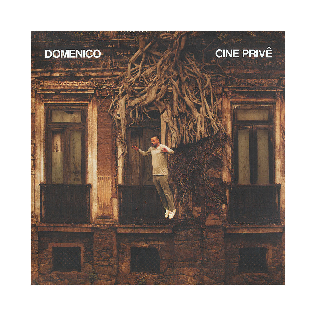 "Domenico - 'Cine Prive' [(Black) Vinyl [2x10""]]"