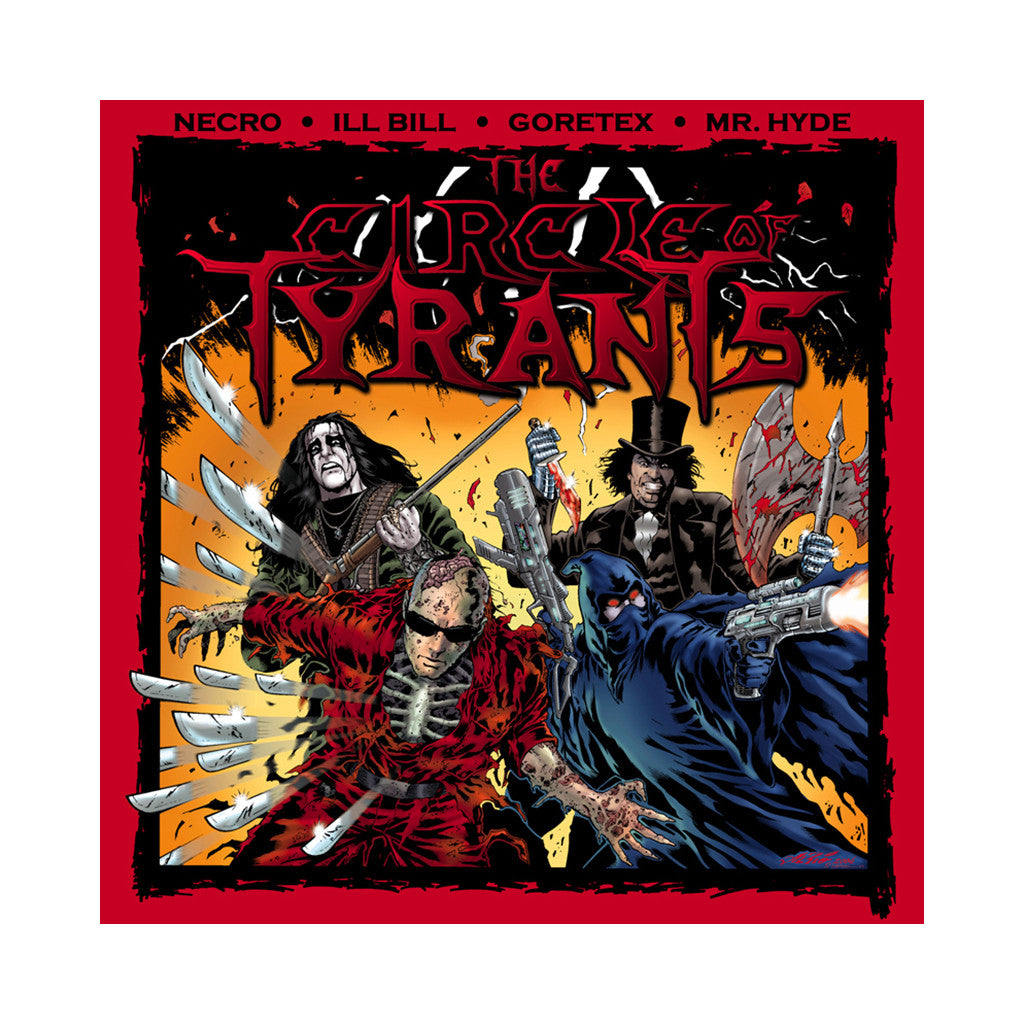 <!--020051018005446-->Circle Of Tyrants - 'The Circle Of Tyrants' [CD]