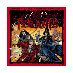 <!--2005101824-->Circle Of Tyrants - 'The Circle Of Tyrants' [CD]