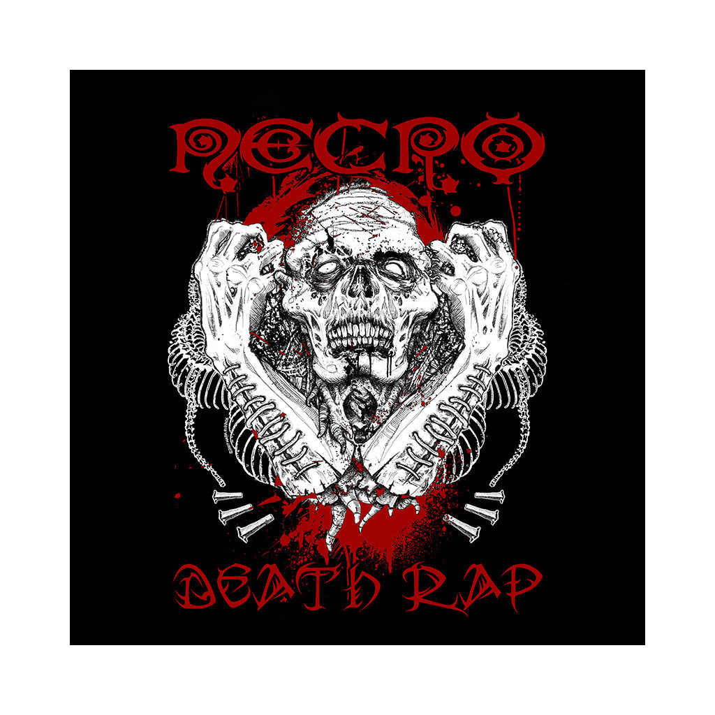 <!--020070911010398-->Necro - 'Death Rap' [CD]