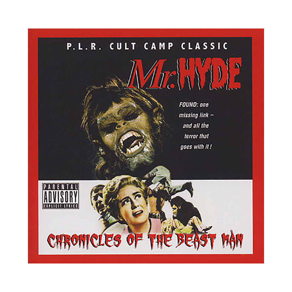 <!--020080722014031-->Mr. Hyde - 'Chronicles Of The Beast Man' [CD]