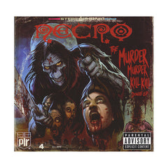 <!--2012081420-->Necro - 'The Murder Murder Kill Kill Double EP' [CD]