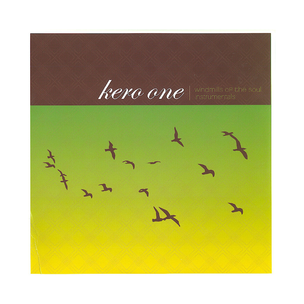 Kero One - 'Windmills Of The Soul' [CD]