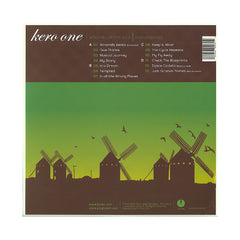 Kero One - 'Windmills Of The Soul' [(Black) Vinyl [2LP]]