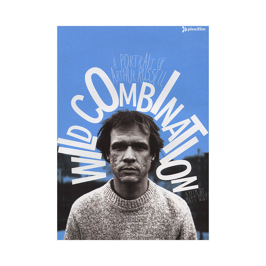 <!--020081118004699-->Arthur Russell - 'Wild Combination: A Portrait Of Arthur Russell' [DVD]