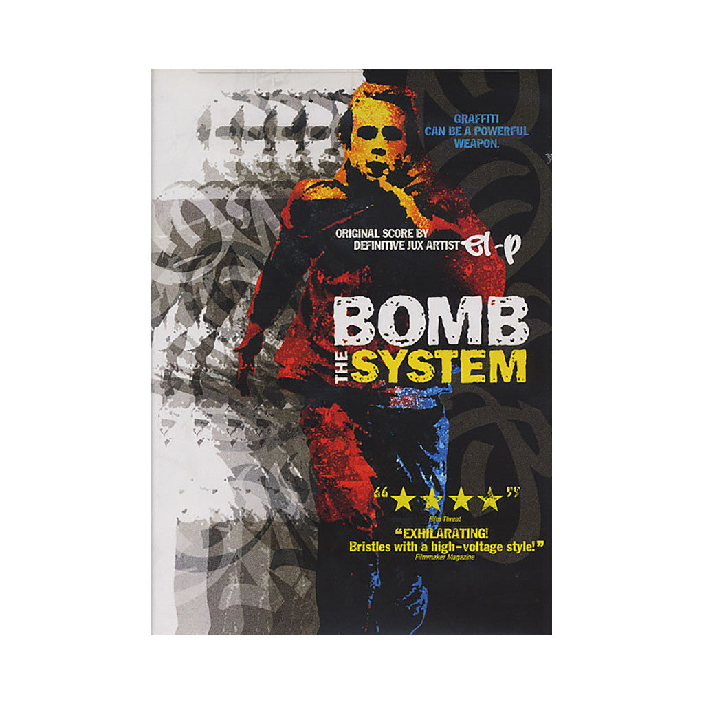 <!--020051004005886-->'Bomb The System' [DVD]