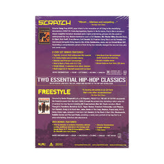 <!--020061107010007-->Scratch vs. Freestyle - 'Scratch vs. Freestyle: Two Essential Hip Hop Classics' [DVD [3DVD]]