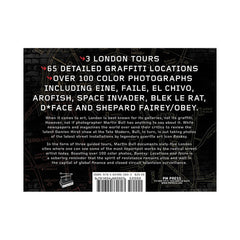 <!--020090101017795-->Martin Bull - 'Banksy Locations & Tours: A Collection Of Graffiti Locations And Photographs In London, England' [Book]