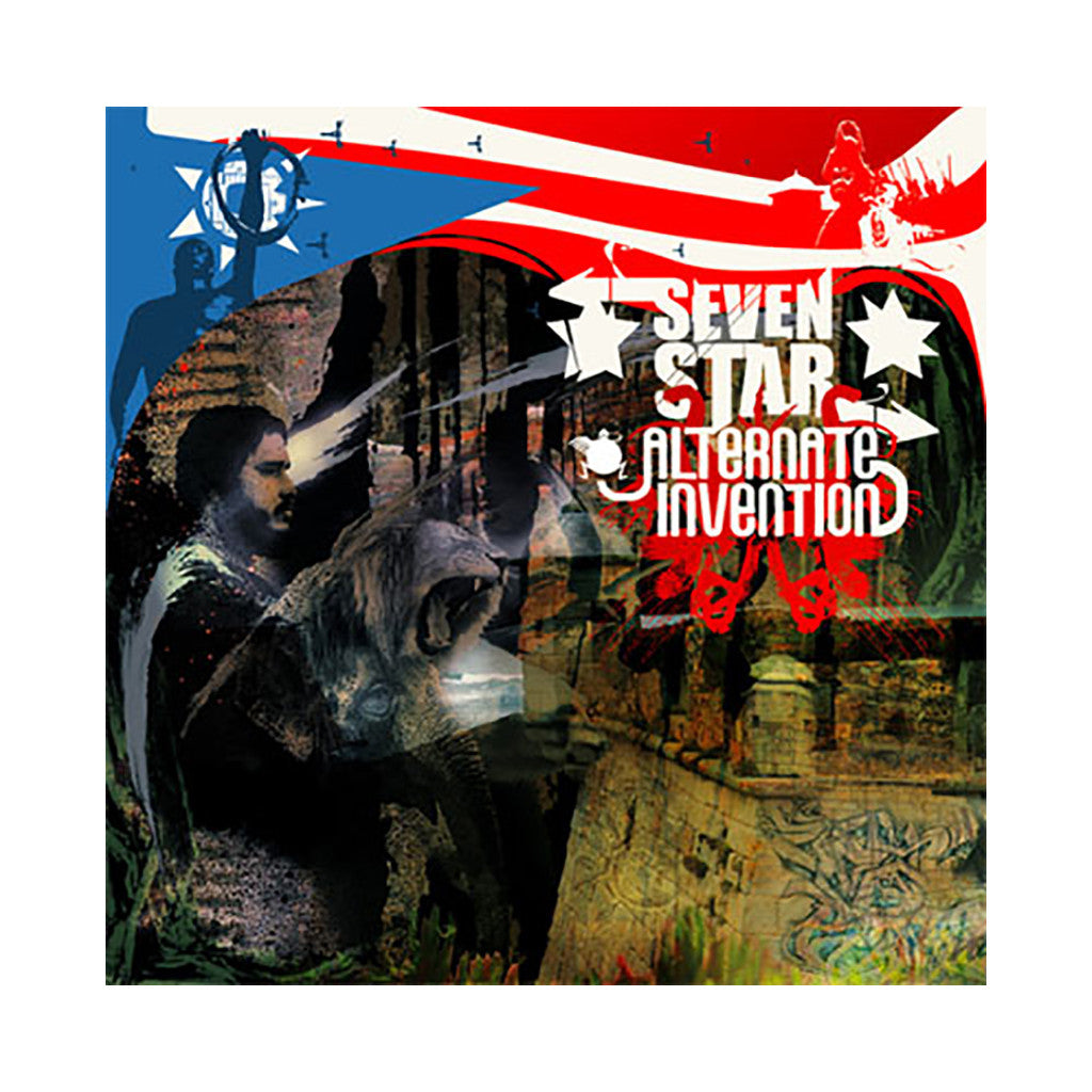 <!--020061017001266-->Seven Star - 'Alternate Invention' [CD]
