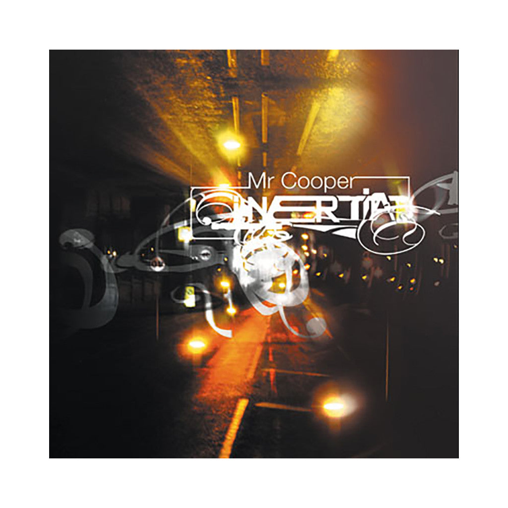"Mr. Cooper - 'Inertia/ The Nouveau Riche In SUV's/ The Nouveau Riche In SUV's (Remix)/ Inertia (Remixes)' [(Black) 10"" Vinyl Single]"