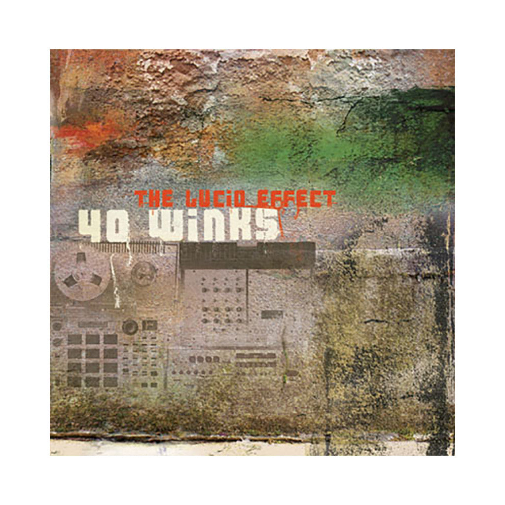 <!--020080603004916-->40 Winks - 'The Lucid Effect' [(Black) Vinyl LP]