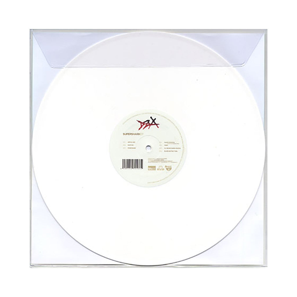 DZA - 'Supershark EP' [(White) Vinyl EP]