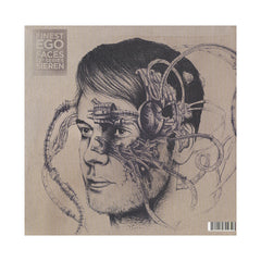 "<!--020130226053452-->Lomovolokno b/w Sieren - 'Finest Ego Vol. 4 (Faces 12"" Series)' [(Black) Vinyl EP]"