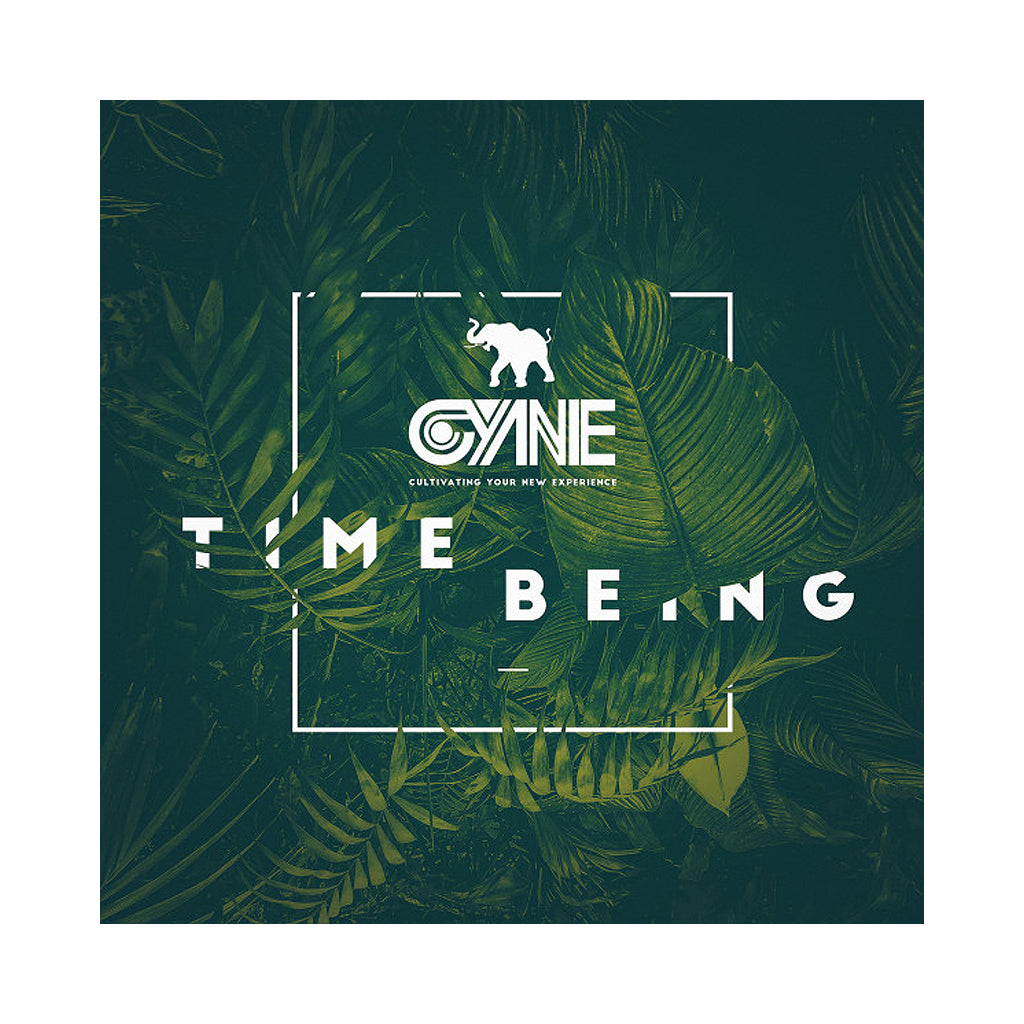 Cyne - 'Time Being (Deluxe Edition)' [(Green) Vinyl [3LP]]