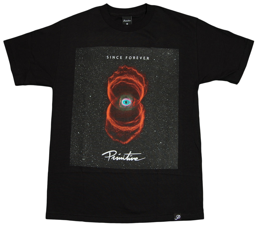 <!--2012092555-->Primitive - 'Forever Nebula' [(Black) T-Shirt]