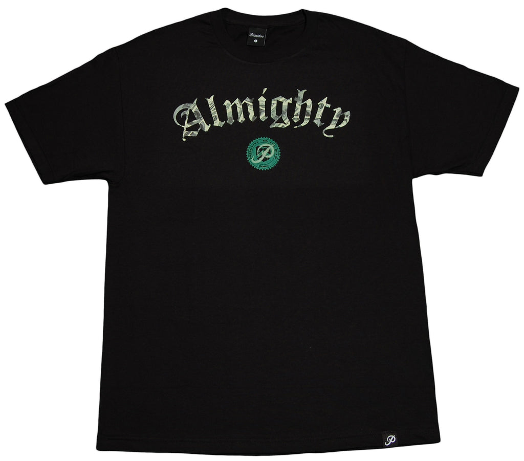 <!--2012011023-->Primitive - 'Almighty' [(Black) T-Shirt]