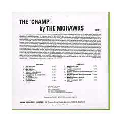 <!--020080819014678-->The Mohawks - 'The Champ' [CD]