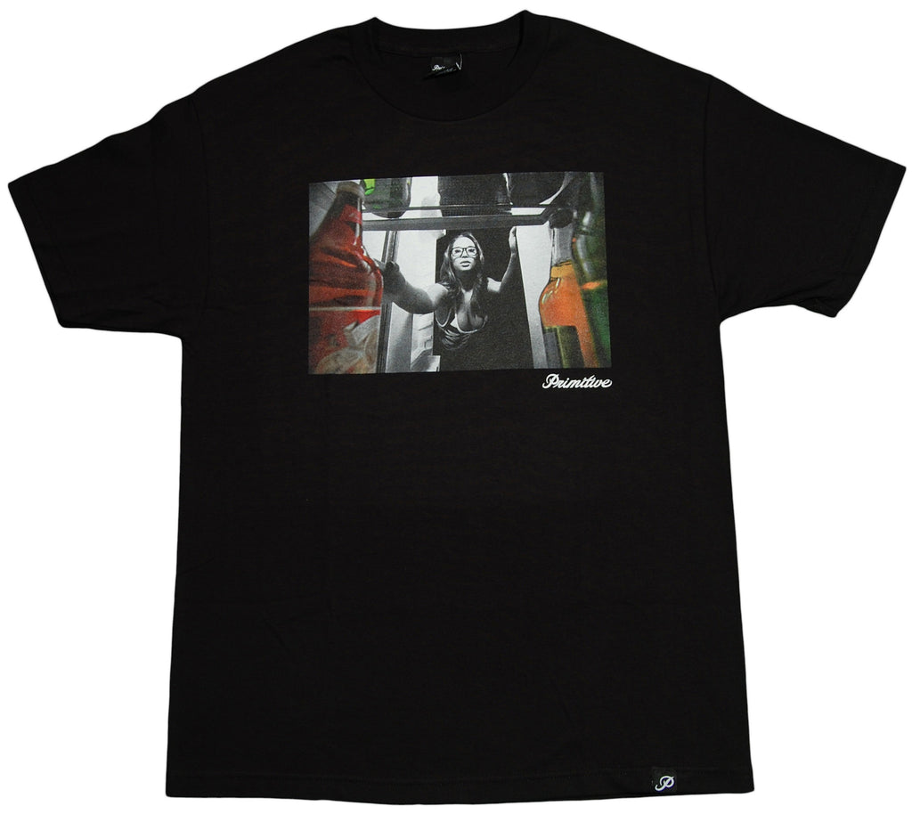 <!--2013031250-->Primitive - 'Fridge' [(Black) T-Shirt]