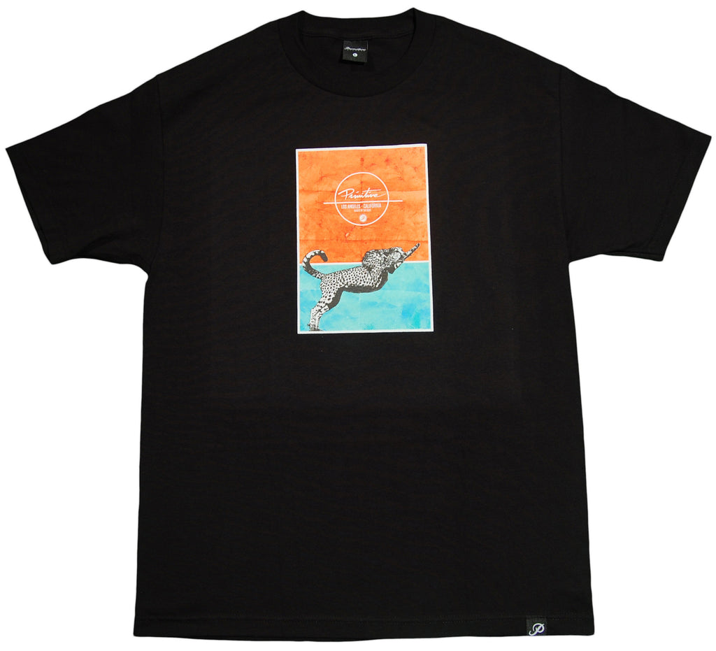 <!--2013031228-->Primitive - 'Strike First' [(Black) T-Shirt]