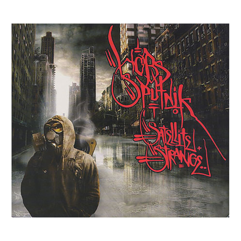 <!--120111025035504-->Hobs Sputnik - 'Satellite Strange' [CD]
