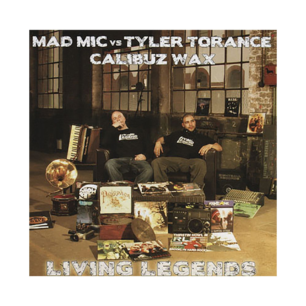 <!--2011072534-->Mad Mic vs Tyler Torance & Calibuz Wax - 'Take A Look' [Streaming Audio]