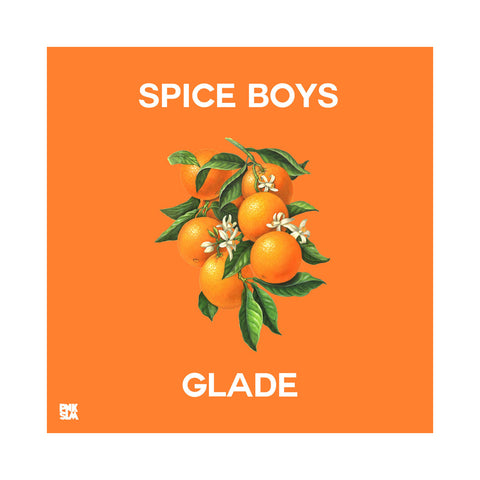 "[""Spice Boys - 'Glade' [(Black) Vinyl LP]""]"