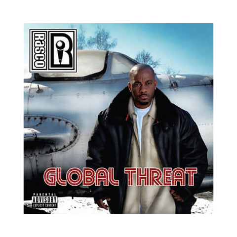 "[""Rasco - 'Global Threat' [CD]""]"