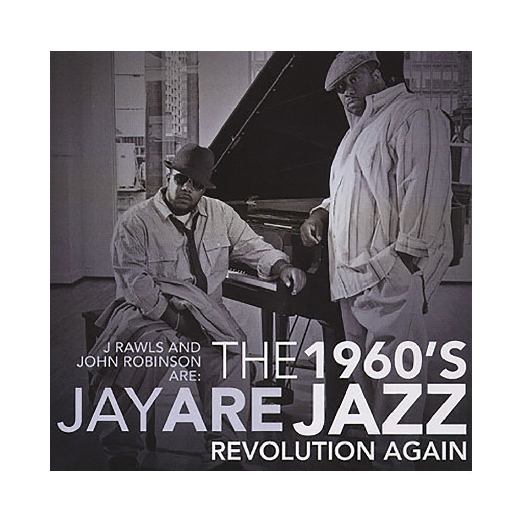 Jay ARE - 'The 1960's Jazz Revolution Again' [CD]