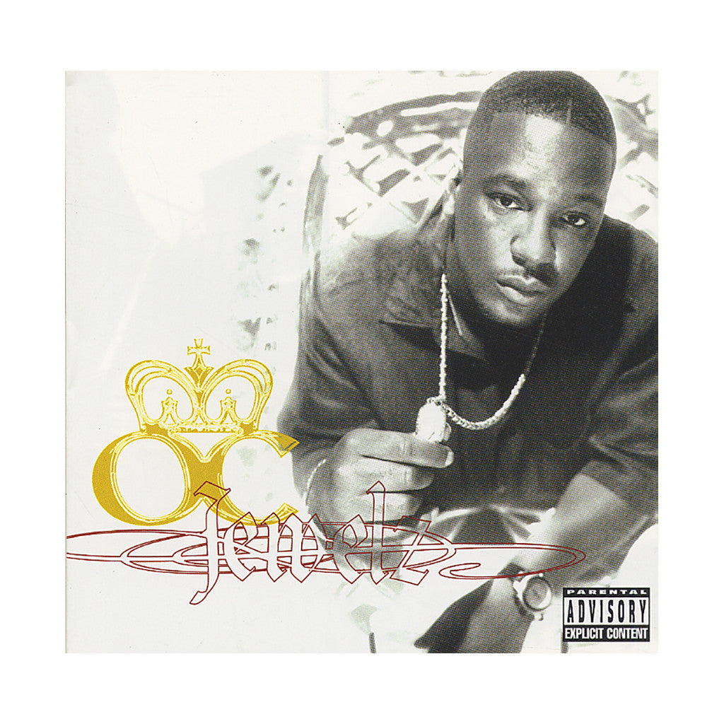 O.C. - 'Jewelz (Original Release)' [CD]