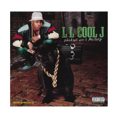 "[""LL Cool J - 'Walking With A Panther' [CD]""]"