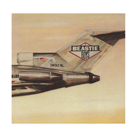 "[""Beastie Boys - 'Licensed To ILL' [CD]""]"